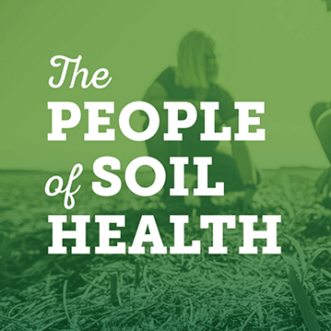 The People of Soil Health Podcast thumbnail.