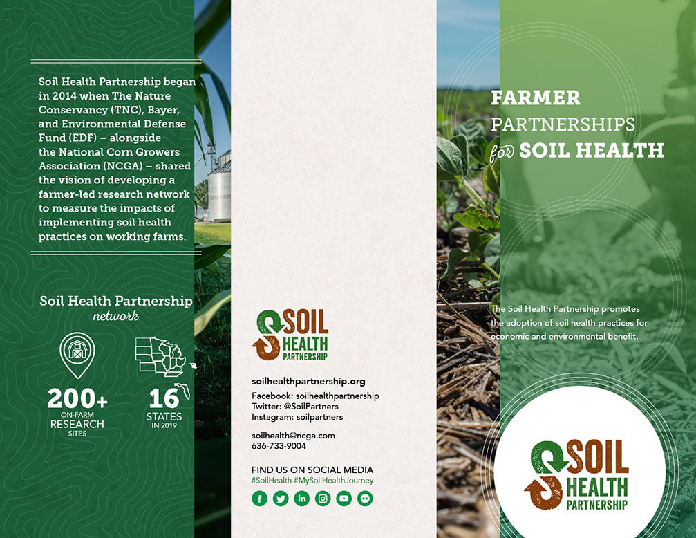 farmer/funder partnerships with SHP